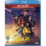 Solo a star wars story blu ray Filmer Solo: A Star Wars Story [3D Blu-ray] [2018] [Region Free]